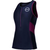 Zone3 Activate Abbigliamento triathlon Donna viola/nero